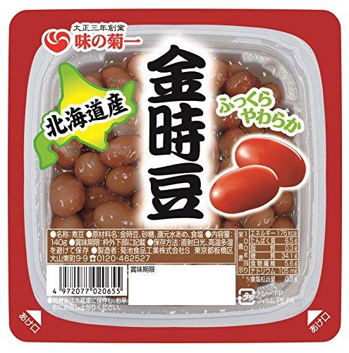 北海道産 金時豆 140g