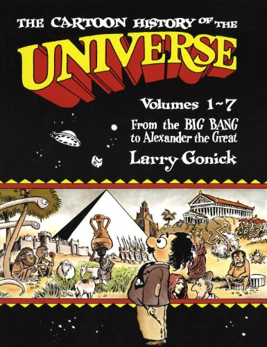 Cartoon History of the Universeの詳細を見る