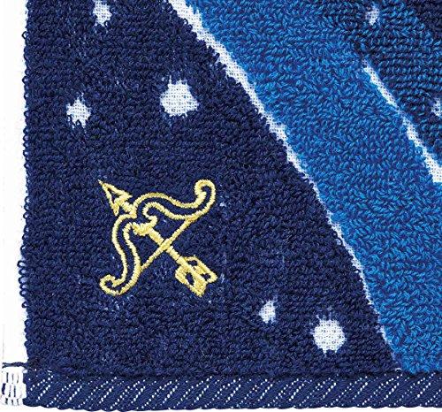 ミヤモトタオル Spica 十二星座ハンカチ 射手座 25×25cm 2198