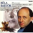 バルトーク:管弦楽作品全集2 木製の王子、舞踏組曲