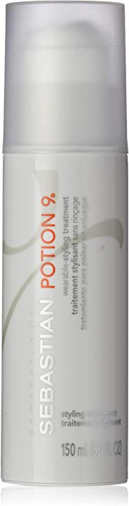 Sebastian Professional Potion # 9 Wearable Styling Treatment by Sebastian for Unisex - 5.1 oz Styling, 150 ml
