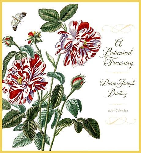A Botanical Treasury 2019 Cale...