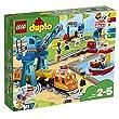 レゴ (LEGO)デュプロ キミが車掌さん! おしてGO機関車スーパーデラックス 10875