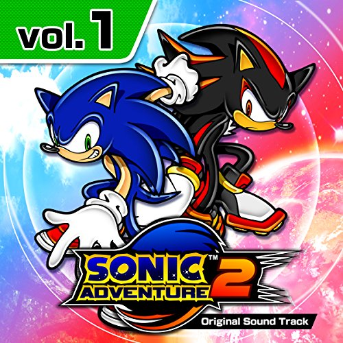 Sonic Adventure 2 Original Soundtrack vol.1