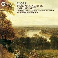 エルガー:ヴァイオリン協奏曲、序奏とアレグロ
