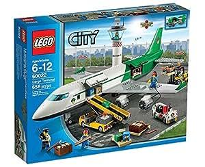 レゴ (LEGO) シティ エアカーゴターミナル 60022