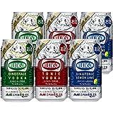 アサヒ ウィルキンソンRTD 3種のみくらべ 350ml×6缶