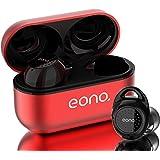 [Amazon ブランド] Eono(イオーノ) Bluetoothイヤホン Eonobuds3 完全ワイヤレスイヤホン フック付きスポーツイヤホン 超低遅延 ノイズ軽減ブルートゥースイヤホン IPX7防水 タッチ式 USB-C急速充電 自動ペアリン