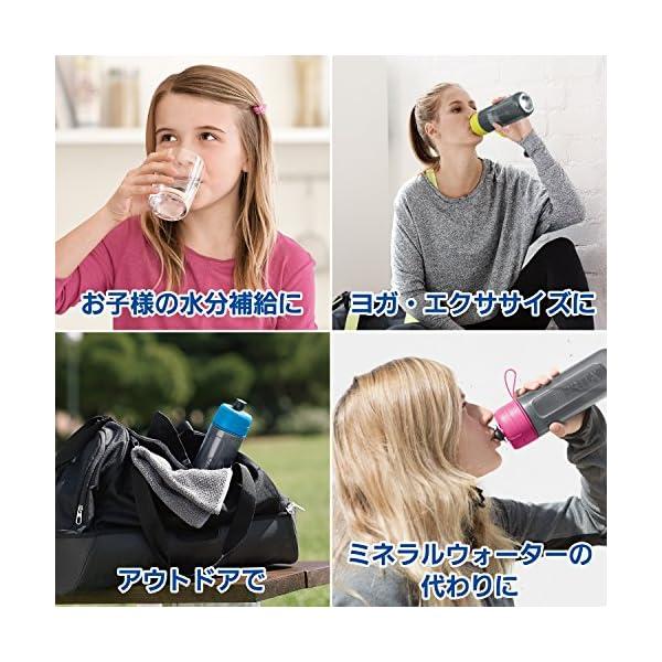 ブリタ 水筒 直飲み 600ml 携帯用 浄水...の紹介画像6