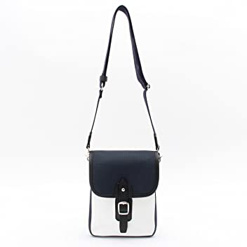 Silver Lake Club Mini Shoulder Bag 388-06157: Navy