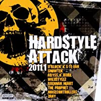 Hardstyle Attack 2011.1