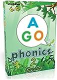 AGO フォニックス グリーン レベル2 第2版 英語 カードゲーム 9780994124166