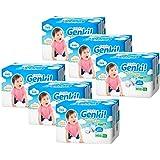 Nepia Genki Premium Soft Pants M32, M, 192 count (Pack of 6)