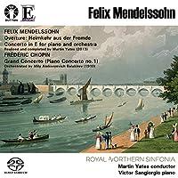 Mendelssohn/Chopin: Piano Conc