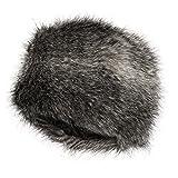 MIOIM 帽子 フェイクファー ふわふわ 耳を守る 高級感 フェミニン 多種多様 冬 保温防寒 上品 アウトドア エレガント