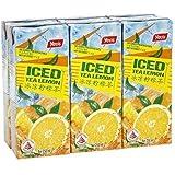 Yeo's Iced Lemon Tea Drink 6 Tetrapacks, 1500 ml, Lemon