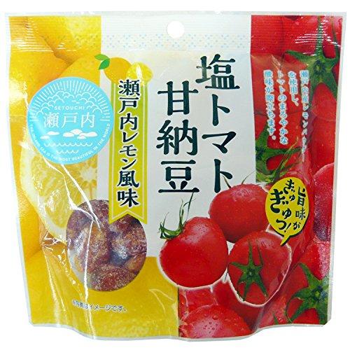 瀬戸内レモン塩トマト 甘納豆 135g