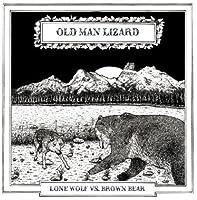 Lone Wolf Vs Brown Bear