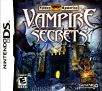 DS Hidden Mysteries: Vampire Secrets (輸入版)