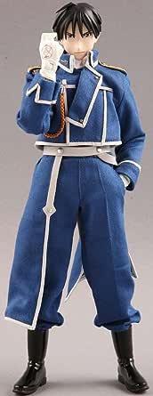 RAH リアルアクションヒーローズ 鋼の錬金術師 ロイ・マスダング 1/6スケール ABS&ATBC-PVC製 塗装済み可動フィギュア