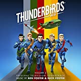 Ost: Thunderbirds Are Go Vol 2