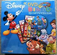 [ディズニー]Disney DVD Bingo Spanish Version K5817 [並行輸入品]