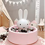 Avrsol Ball Pit Balls, Foam Ball Pits for Toddlers Kids Ball Playpen Soft Ball Pool Ideal Gift Play Toy for Children Kiddie P
