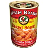 Ayam Brand Baked Beans in Tomato Sauce, 425g