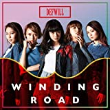 Winding Road♪Def WillのCDジャケット