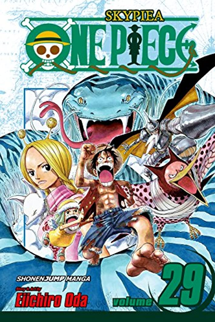 One Piece, Vol. 29: Oratorio (One Piece Graphic Novel) (English Edition)