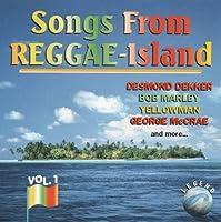 Claudja Barry, Chris Brown, George McMonroe, Desmond Dekker, Bob Marley..