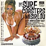MISIRLOU・10th ANNIVERSARY BEST OF THE SURF COASTERS