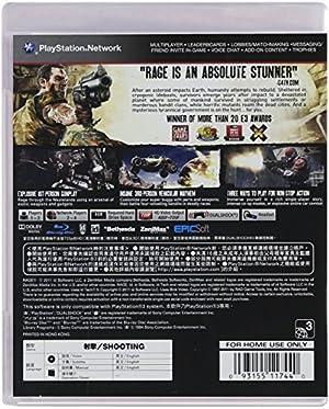 Rage (輸入版) - PS3