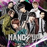 HANDS UP(CD)(通常盤)