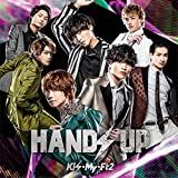 HANDS UP(CD)(通常盤)