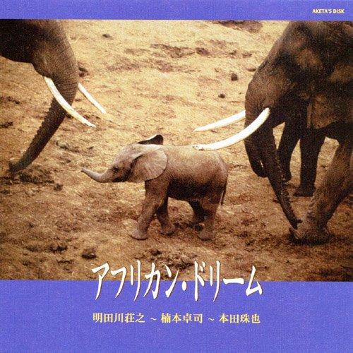 『アフリカン・ドリーム』明田川荘之~楠本卓司~本田珠也