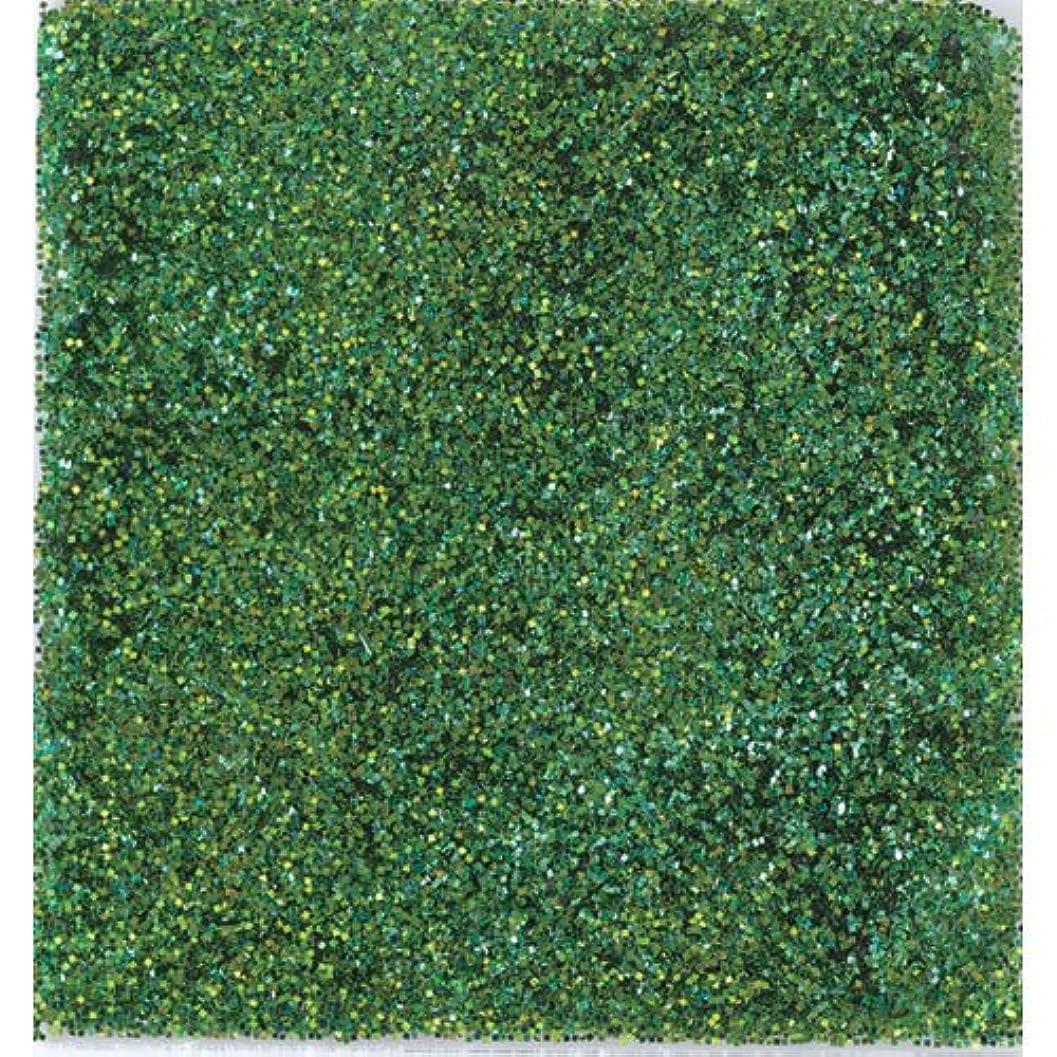 おとなしいライバル配送ピカエース ネイル用パウダー ラメホロ #820 グリーン 0.5g