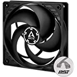 ARCTIC P12 PWM PST CO - 120 mm Case Fan, PWM Sharing Technology (PST), Pressure-optimised, Dual Ball Bearing for Continuous O
