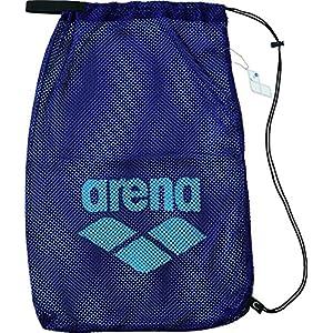 arena(アリーナ) プールバッグ メッシュ Lサイズ(約45×65cm) ARN-6441 ネイビー(NVY)