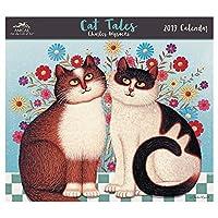 Charles Wysocki Cat Tales 2019 Calendar: With Envelope