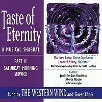 Taste of Eternity-Musical Shabbat Pt. 2