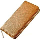 アイコス ケース iQOS カバー 長財布 型 アイコスケース 本体 も全部収納 BLIEST (ブラウン)…