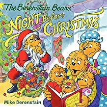 The Berenstain Bears' Night Before Christmas (English Edition)