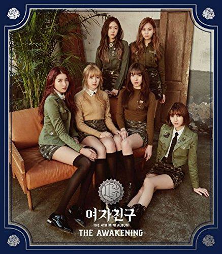 4thミニアルバム - The Awakening (韓国盤) Military Version