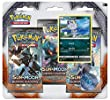 Pokemon TCG Sun & Moon Burningシャドウthree-boosterブリスターカードゲーム