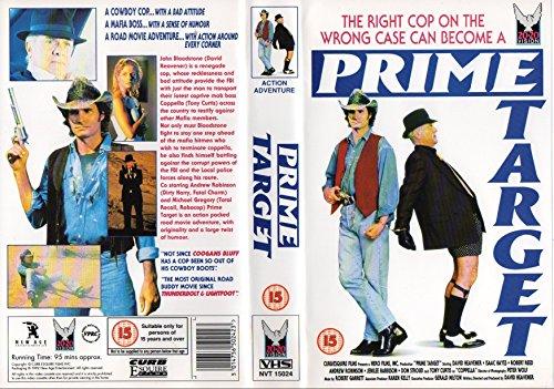 Prime Target [VHS] [Import]