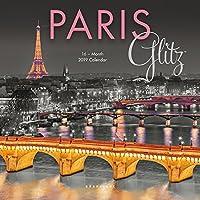 Paris Glitz 2019 Calendar