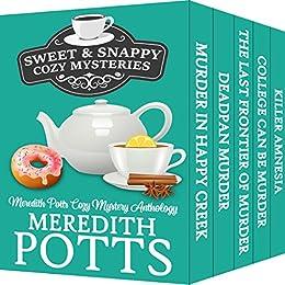 Meredith Potts Cozy Mystery Anthology by [Potts, Meredith]