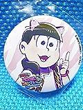 おそ松さん ダメ松コレクション6つ子の絆 アニメイト限定特典 トド松 缶バッジ 缶バッチ 日本製 ガイドブック