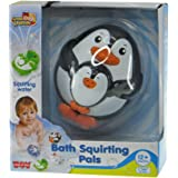 Hap-P-Kid Bath Squirting Pals, Penguin
